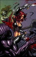 BloodRayne CG by Jats