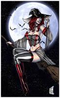 Grimm Halloween CG by Jats
