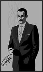 Don Draper by Jats
