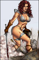 Red Sonja by Jats