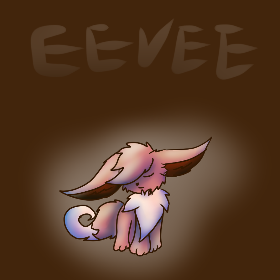 Eevee by warrior-cats-SCOURGE
