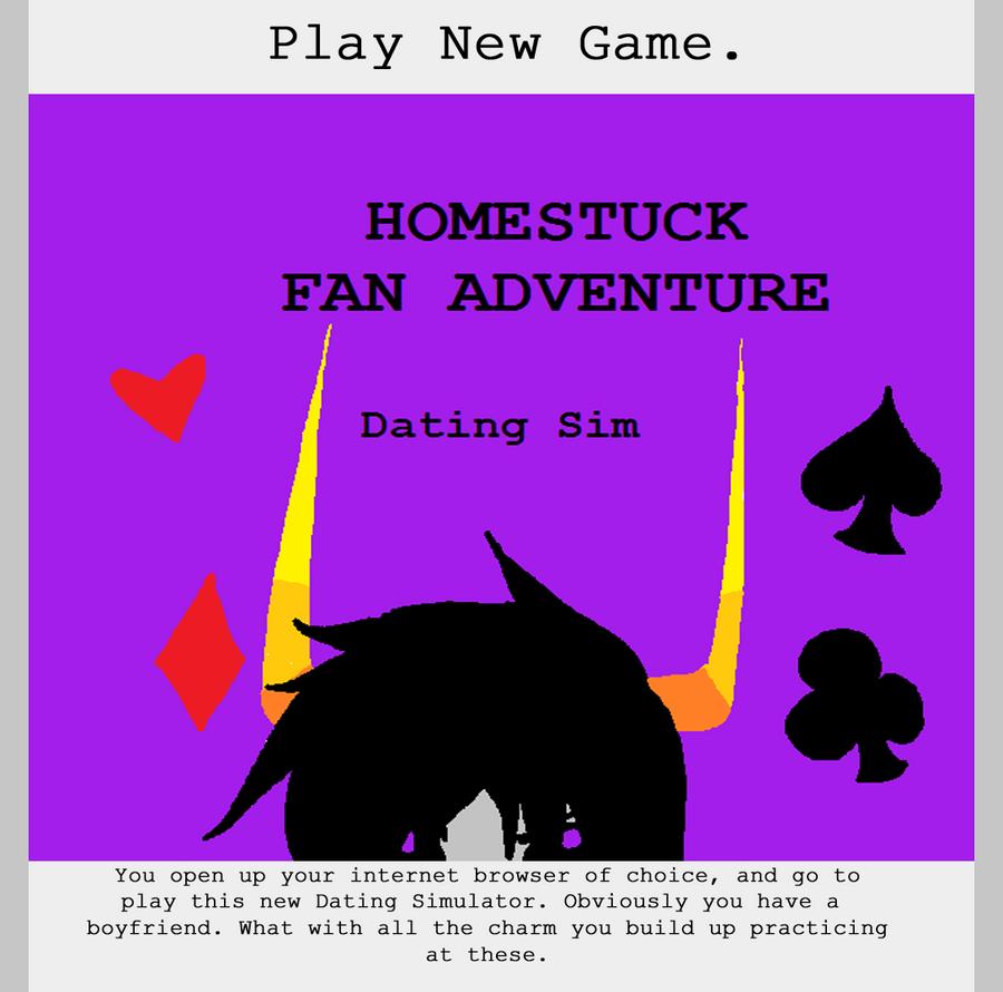 Homestuck dating sim deviantart logo 5