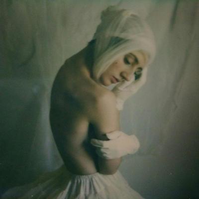 Madeleine|Polaroid by kamakebelieve