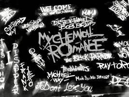 My Chemical Romance by JimzyJimzz
