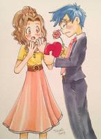 Happy Valentine's Day 2013 by tarahm