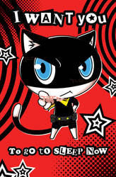 Morgana Wants You... To Go To Sleep Now