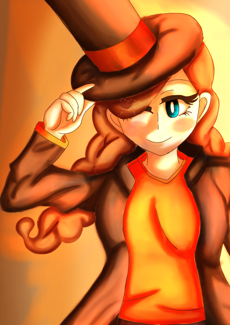 Katrielle Layton's Daddy's Girl (With Effects) by SakuraEgg