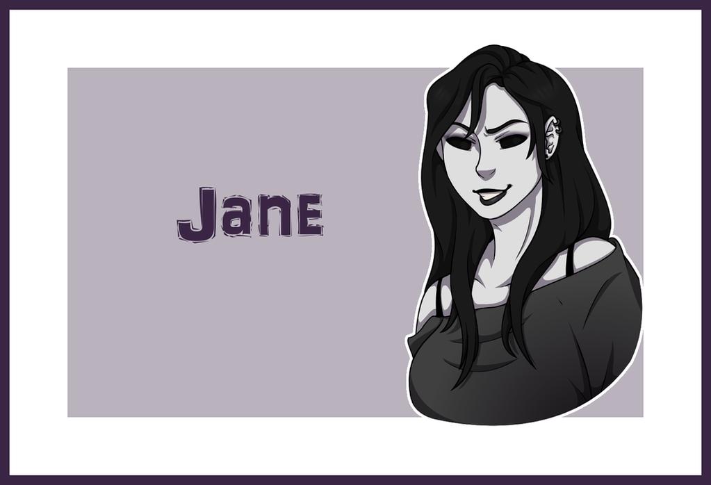 Jane the killer by ProxyComics on DeviantArt