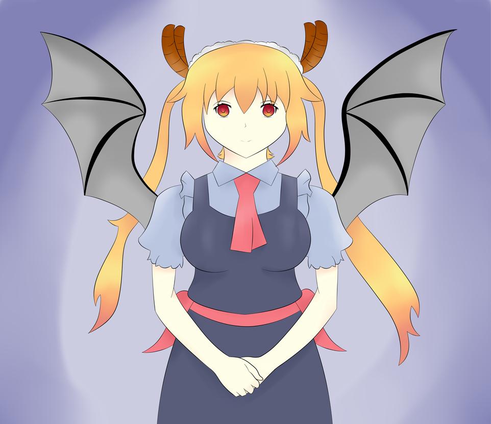 Tohru by sentaikick