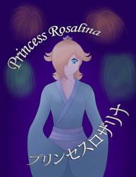 Rosalina in Kimono by sentaikick