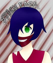 Stitch Face by sentaikick