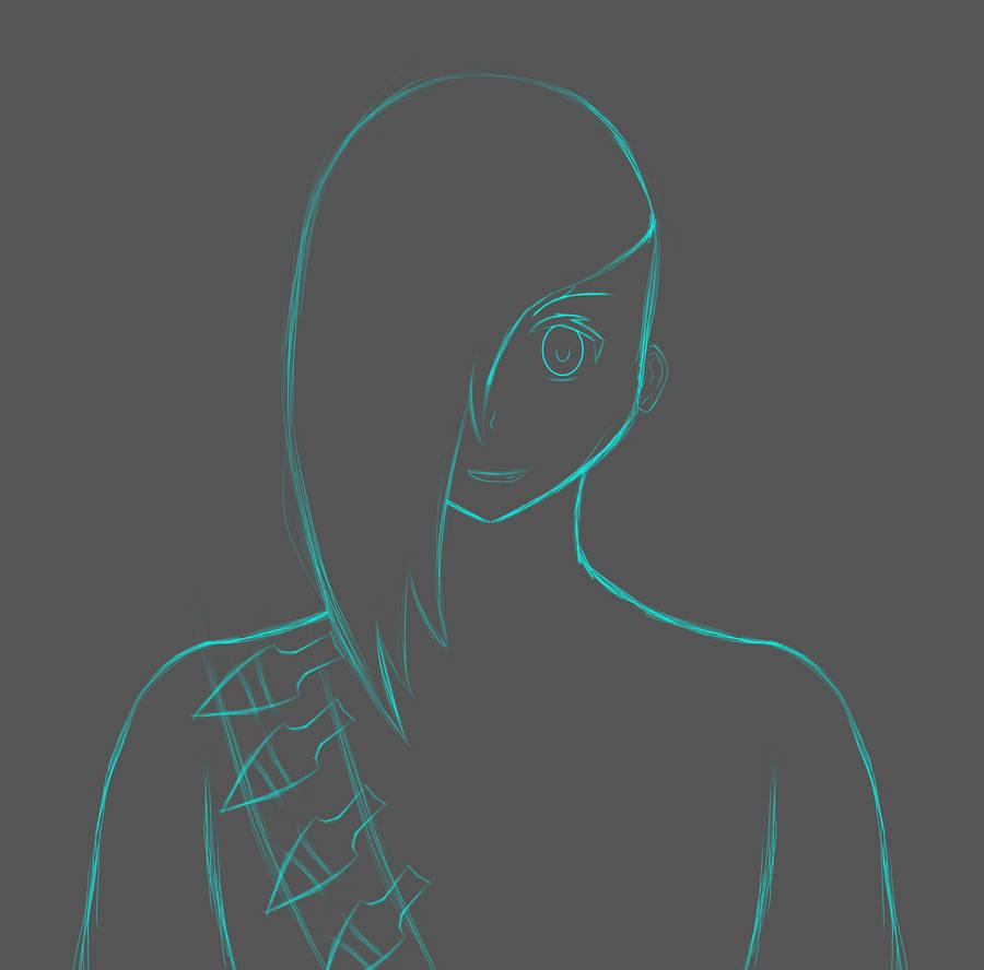 Blood Sketch by revolveroshawott2