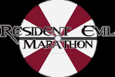 Resident Evil Marathon Logo