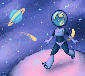 Spacetime by lyrelier