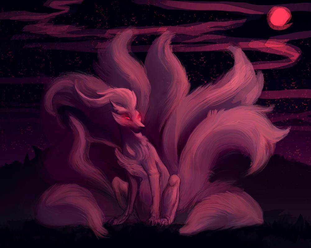 Ninetails by Snoreway