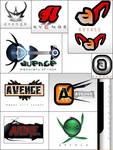 Sample Avenge Logos