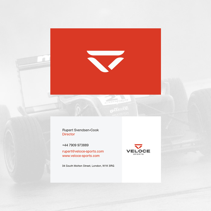Veloce Sports Business Card by blue2x on DeviantArt