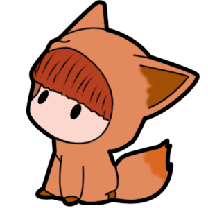 Chibi Fox Minecraft Skin
