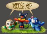 CHOOSE ME!