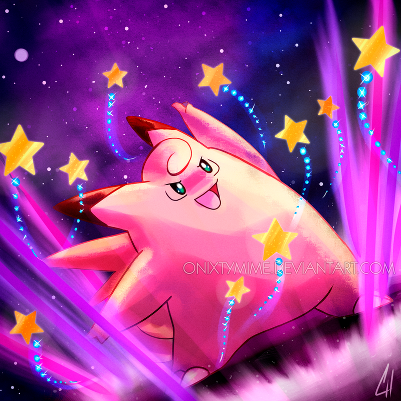 036 clefable by onixtymime on deviantart
