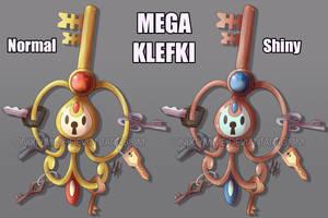 Mega Klefki