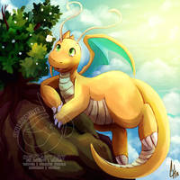149 - Dragonite by OnixTymime