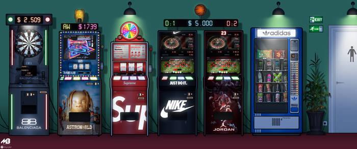 122ec179f1 MarioBli 2 0 Hypebeast Casino by MarioBli Hypebeast Casino :iconmariobli:  MarioBli 1 0 Nike Air Max 270 Chroma Led Artwork By Me ...
