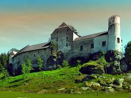 Waldenfels castle by patrickjobst