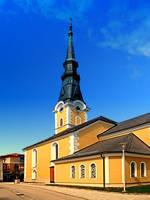 The village church of Ulrichsberg 3 by patrickjobst