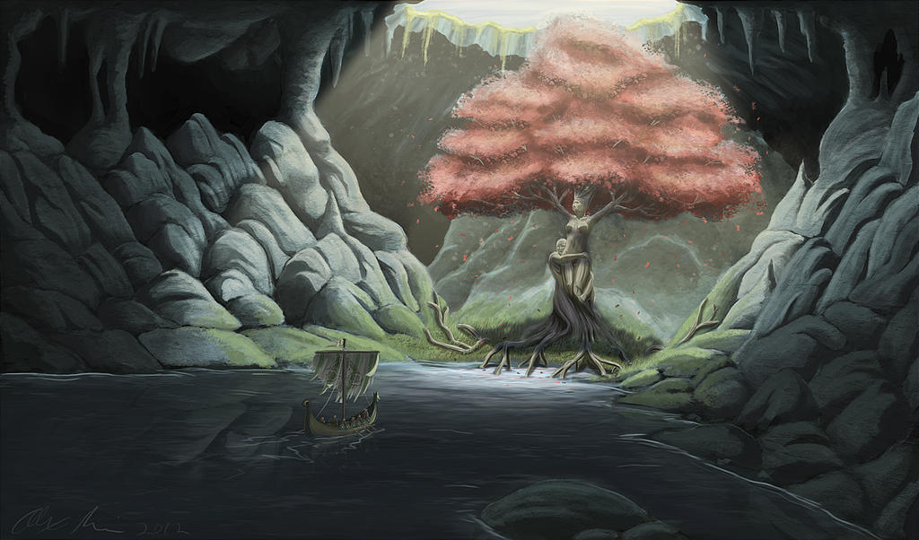 Yggdrasil Final by awr8305