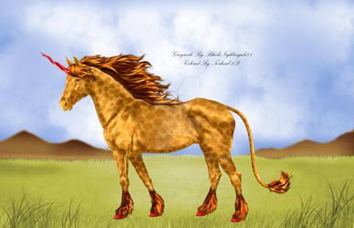 OPEN Adoption: Unicorn-Girafe-Mare