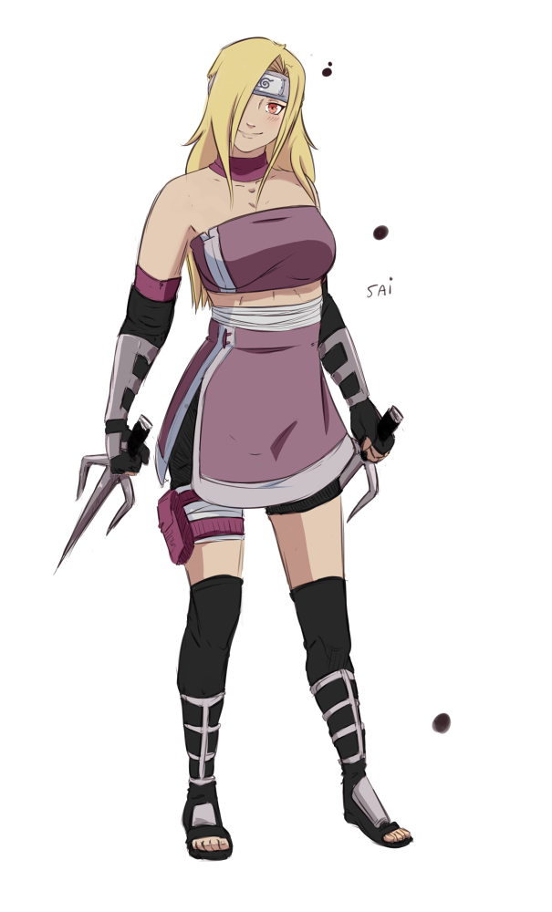 Ayame Inoue (New Outfit) by george3222 on DeviantArt