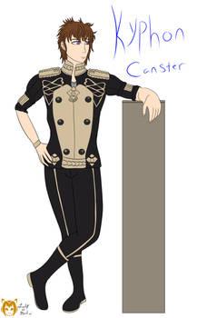 Fire Emblem THs OC - Kyphon Canster
