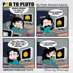 Pod To Pluto Comic Strip