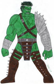 Warbound Hulk