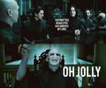 Voldemort likes ponies