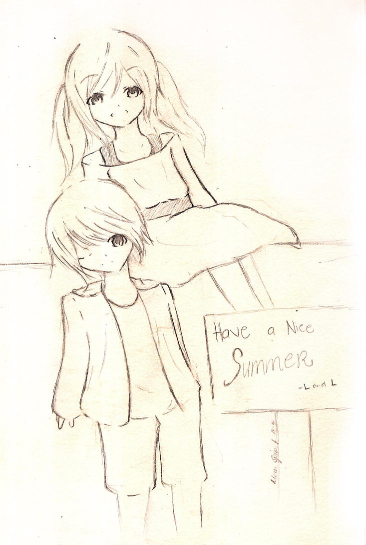 Happy Summer! by MoonSpirit17