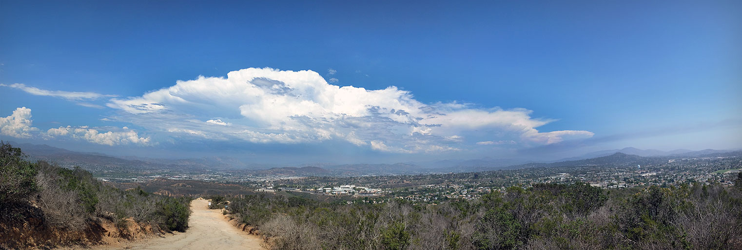 Cowles Mountain by mr-buu