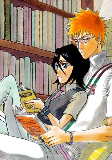 IchiRuki: Reading Time by Naru-Nisa