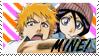 IchiRuki possessiveness stamp by Naru-Nisa