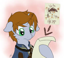 Vote For (Little)Pip! by Ethaes