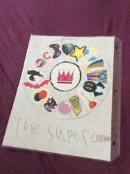 The Super Cartoons logo by Lilbob2000