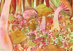 Mushroom journey