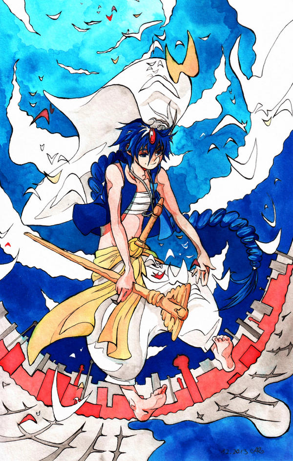 The Magi by mirenne