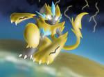 PokeDrawtumn Day 20: Legendary Pokemon
