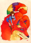 Nora and the Fox of Ashes