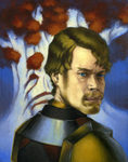 Theon before the Weirwood