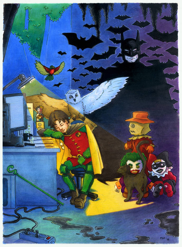 The Sleep of Robin