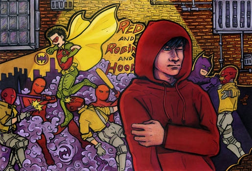Red And Robin And Hood Final