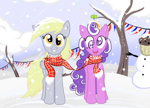 Derpy Hooves and Screwball